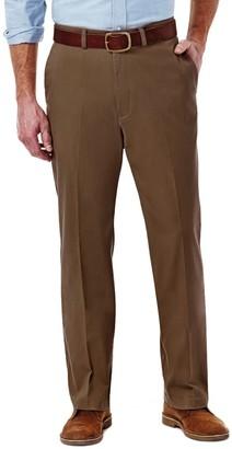 Haggar Men's Expandomatic Stretch Classic-Fit Casual Pants