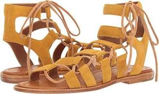 2ccfb546174 Frye Women s Blair Side Ghillie Gladiator Sandal
