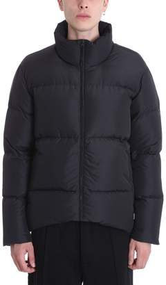 Bacon Clothing Black Polyester Down Jacket
