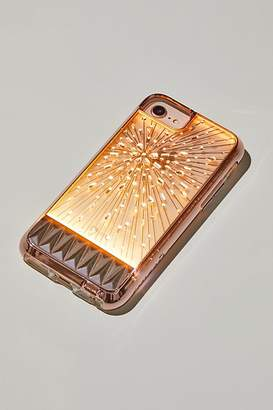 Case Mate Light Up Crystal iPhone Case