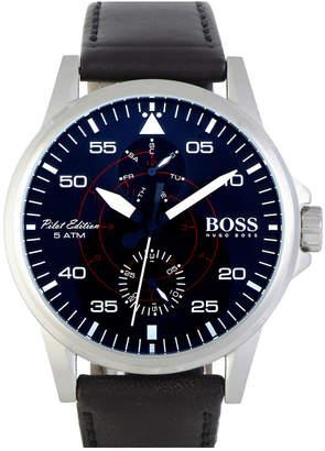 HUGO BOSS Men's Rubber Watch