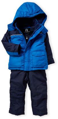 fb462b23c Weatherproof Toddler Boys) Two-Piece Coat & Snowpant Set