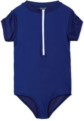 Duskii Girl Mia short sleeve swimsuit