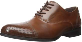 Kenneth Cole Men's Steel-Home Oxford