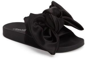Women's Jeffrey Campbell Jova-Bow Slide Sandal