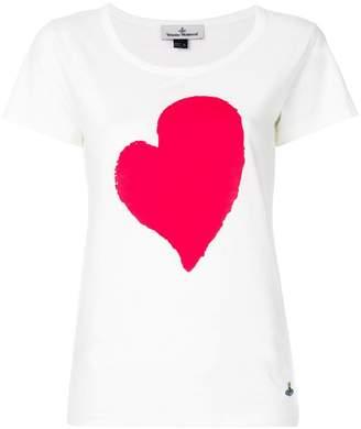 Vivienne Westwood heart T-shirt