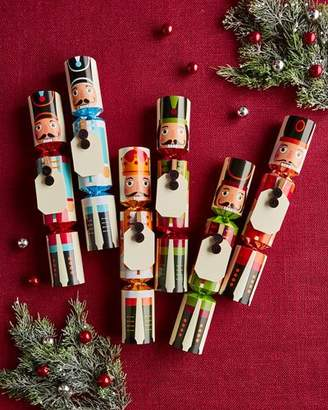 Robin Reed Nutcracker Christmas Crackers with Name Cards
