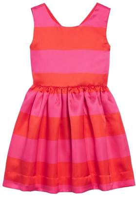 Kate Spade Striped Party Dress
