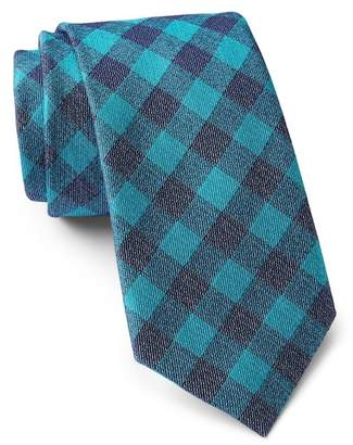 Tommy Hilfiger Gingham Tie