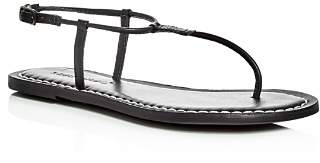 Bernardo Lilly T-Strap Thong Sandals