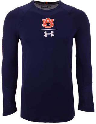 Under Armour Men's Auburn Tigers Long Sleeve Raid Training T-Shirt