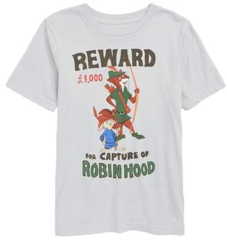 JEM Disney(R) Robin Hood T-Shirt