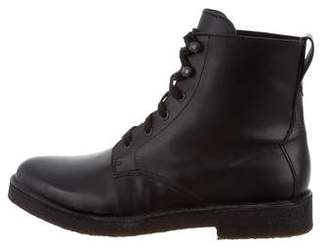 Surface to Air Leather Combat Boots
