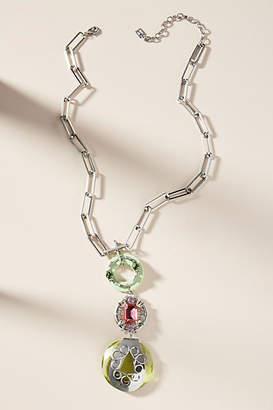 Anthropologie Jada Pendant Necklace