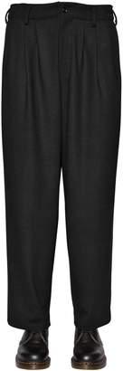 Yohji Yamamoto Wool Jersey Pants