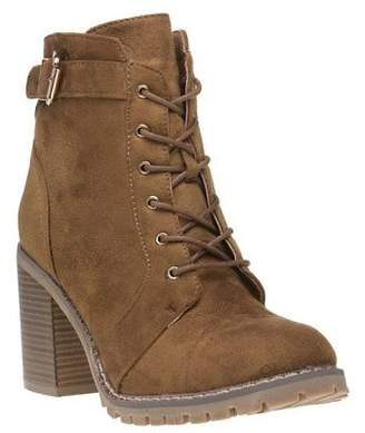 Leather Boots Ankle