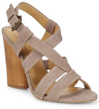 Splendid Flash Strappy Suede Sandal