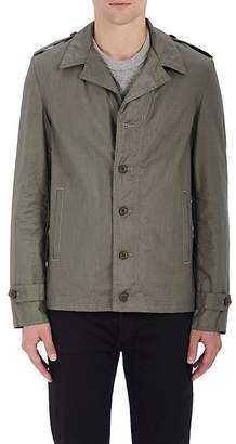 Schott NYC Perfecto Brand by PERFECTO BRAND BY MEN'S COATED LINEN JACKET