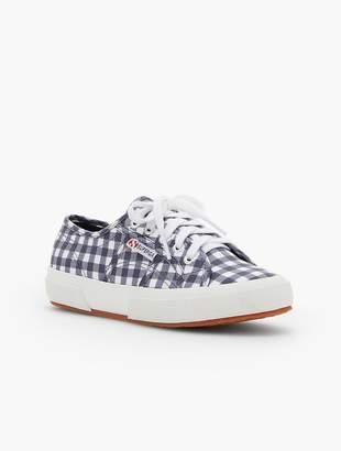 Talbots Superga® Sneakers-Gingham