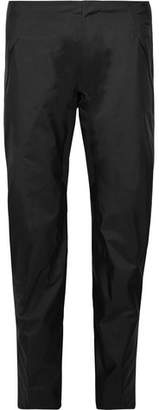Arcteryx Veilance Arc'teryx Veilance Black Sequent Slim-Fit Cropped Gore-Tex Coated Nylon Trousers