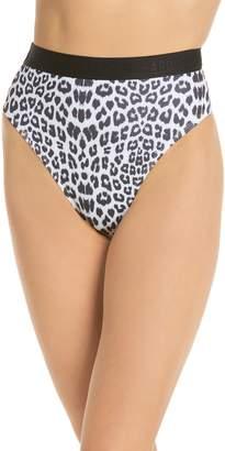 BETH RICHARDS Kim High Waist Bikini Bottoms