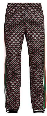 c765daf5b829 Gucci Men's GG Star Print Loose Jogging Pants