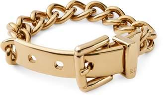 Ralph Lauren Buckle Chain Bracelet