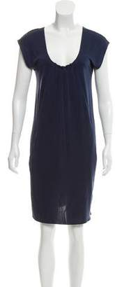 Twelfth Street By Cynthia Vincent Sleeveless Draped Dress w/ Tags