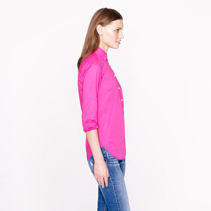 J.Crew Indian voile popover