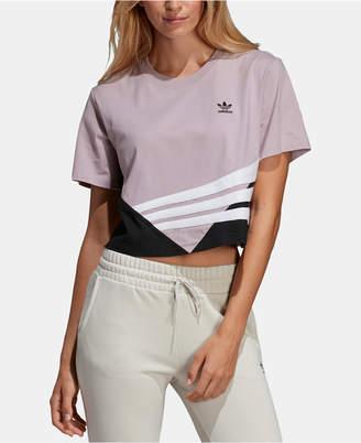 adidas Bossy 90s Cropped T-Shirt