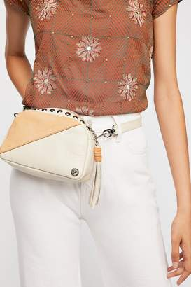 Leather Rock Cami Convertible Belt Bag