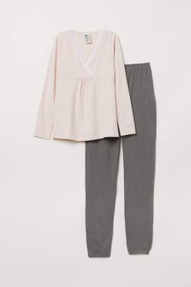 H&M MAMA Pajamas - Pink