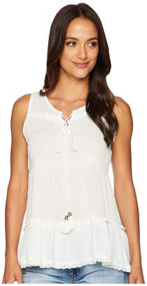 Rock and Roll Cowgirl Tank Top B5-6095 Women's Sleeveless