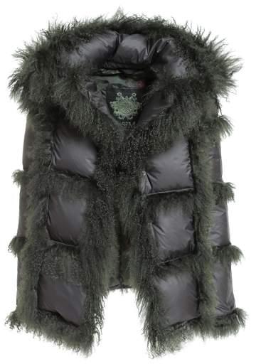 Amudsen Puffa Jkt Superlight Nylon Camou Mongolia Fur