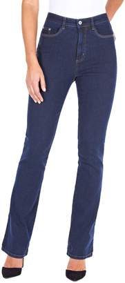 FDJ French Dressing Jeans Women's Peggy Boot Cut PETITE Jeans Style - Colour: