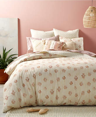 Lucky Brand Joshua Tree 2-Pc. Twin Duvet Cover Set, Created for Macy's Bedding