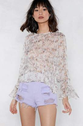 Nasty Gal Better Short It Out Ripped Shorts