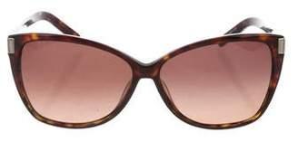 Chloé Gradient Oversize Sunglasses