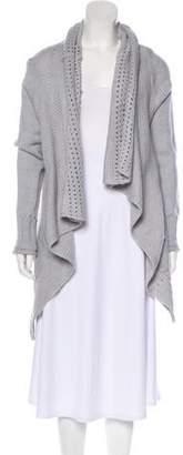 MICHAEL Michael Kors Open Front Knit Cardigan