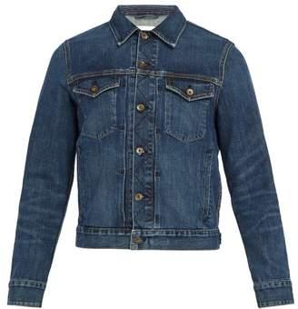 Rag & Bone Definitive Denim Jacket - Mens - Blue