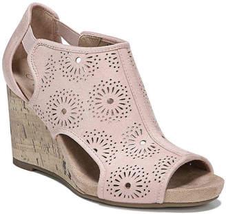 LifeStride Hinx Floral Wedge Sandal - Women's