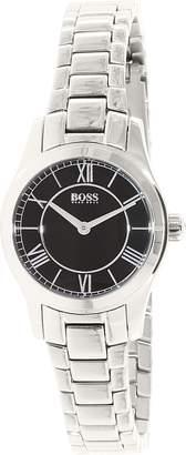 HUGO BOSS Women's Ambassador 1502376 Stainless-Steel Quartz Watch