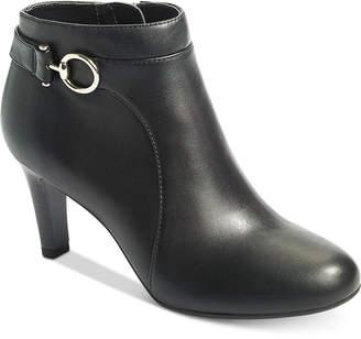 Bandolino Longo Ankle Booties Women's Shoes