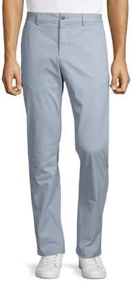 Black Brown 1826 Classic Stretch Chino Pants