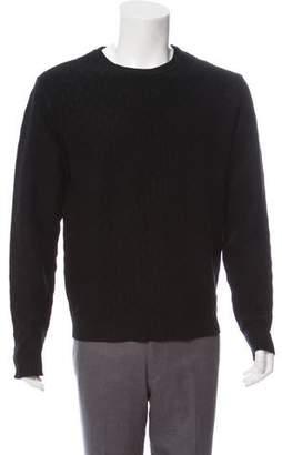 Calvin Klein Collection Knit Crew Neck Sweater
