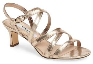 Nina Genaya Strappy Evening Sandal