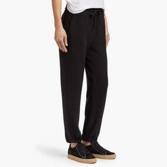 James Perse MICRO SUEDE SWEATPANT