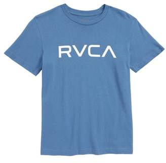 RVCA Logo Graphic T-Shirt