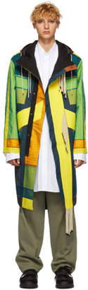 Craig Green Yellow Tent Parka