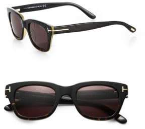 Tom Ford Snowdon Acetate Sunglasses